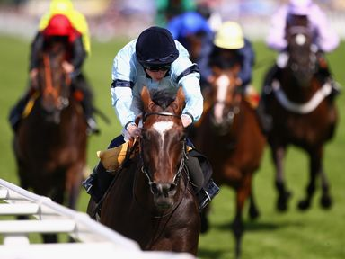 Telescope  wins the Hardwicke Stakes