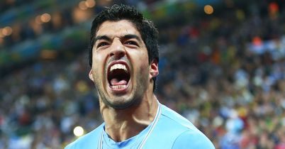Luis Suarez: Awaiting punishment from FIFA