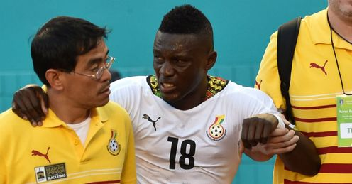 Abdul Majeed Waris of Ghana