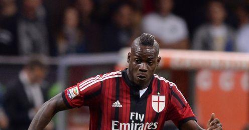 Mario Balotelli: Liverpool target Milan striker