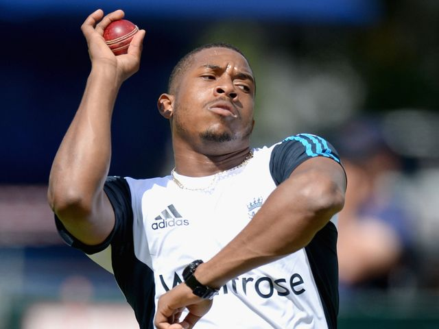 Chris Jordan: Helped his side claim victory