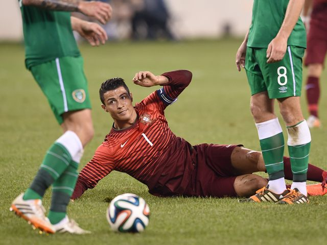 Cristiano Ronaldo: World Cup boost for Portugal
