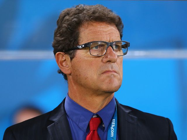 Fabio Capello: Pleased with reaction from Russia