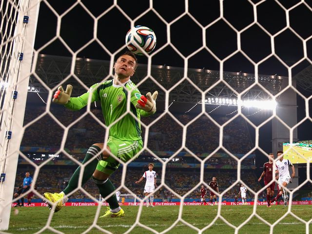 This Igor Akinfeev error led to South Korea's goal