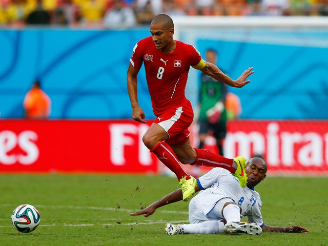 Defeat to Switzerland ended Honduras' World Cup