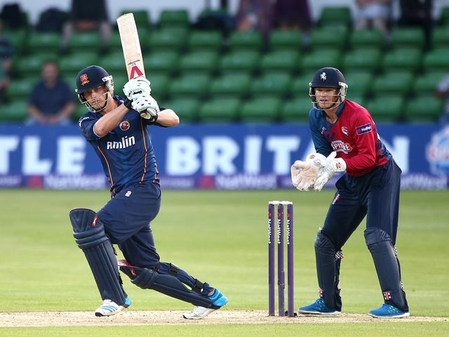 Tom Westley: Superb century for Essex