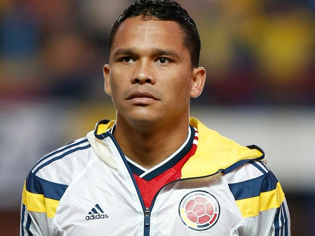 "Bacca: ""I am happy at Sevilla"""
