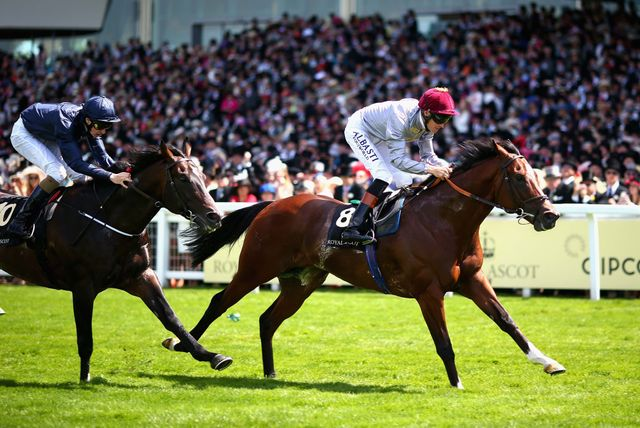 Toronado comes home ahead of Verrazano to land Royal Ascot opener