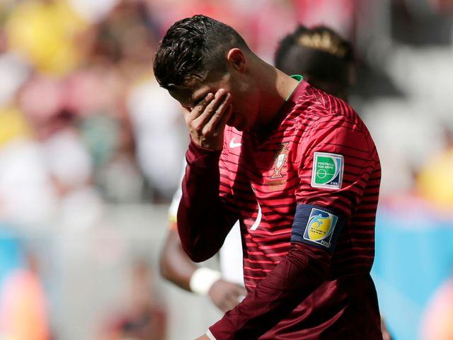 Portugal and Cristiano Ronaldo are heading home