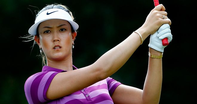 Michelle Wie: Out for up to five weeks