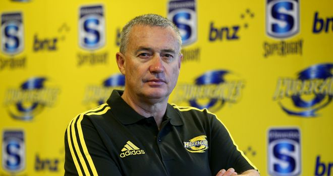 Chris Boyd: New Wellington Hurricanes coach
