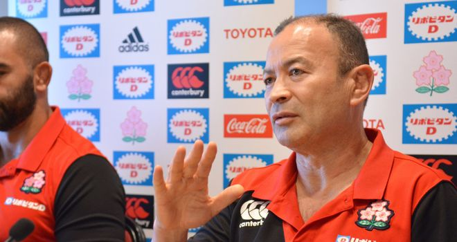 Jones: Japan only place for Super Rugby team