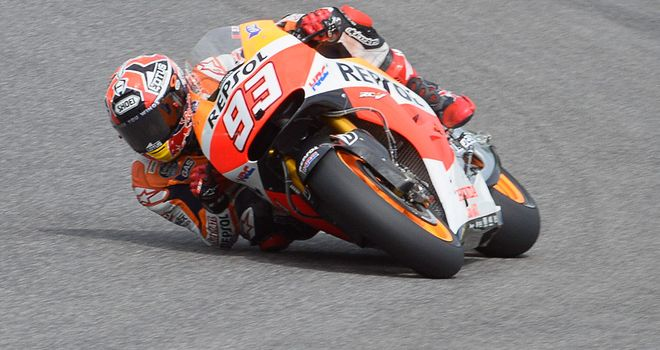 Marc Marquez: Remains dominant in MotoGP