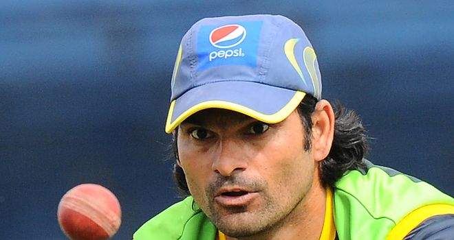 Mohammad Irfan: Fit again to join up with the Pakistan squad