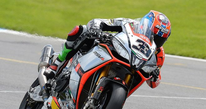 Tom Sykes: Misano record leads to pole position