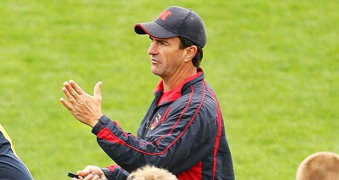 Phil Blake: New defence coach for Leicester Tigers