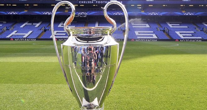 Champions League: Play-offs draw will take place at UEFA headquarters in Nyon.