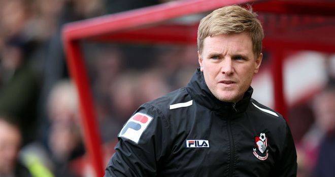 Eddie Howe: Bournemouth boss keeping his feet on the ground