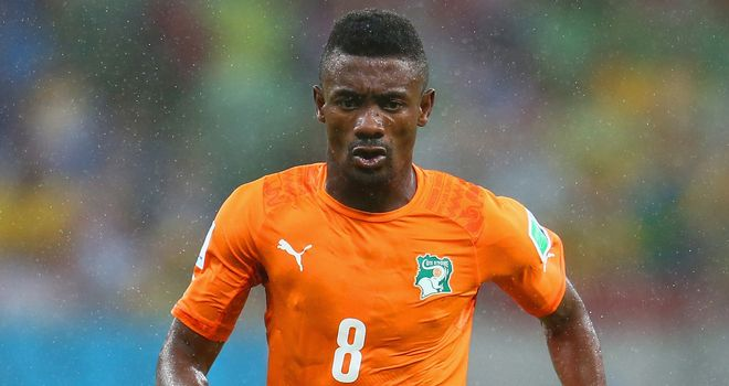 Salomon Kalou: Could be on his way out of Lille with Bundesliga and Premier League interest