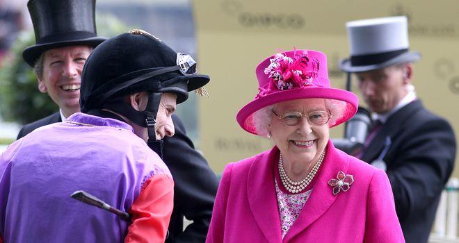 The Queen enjoyed a winner at Lingfield