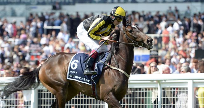 Inchila is set to be transferred to Newmarket for X-rays
