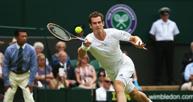 Andy Murray: Briton faces Roberto Bautista Agut for first time on Friday