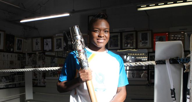 Nicola Adams: Targeting gold in Glasgow