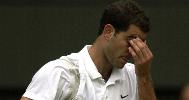 Pete Sampras was a great - but doesn't make Petch's list of grass-court kings