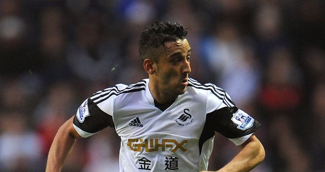 Neil Taylor: Happy to still be at Swansea