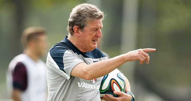 Roy Hodgson: England manager still has enthusiasm for job