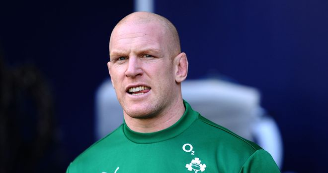 Paul O'Connell: Expects Ireland to get better under Joe Schmidt