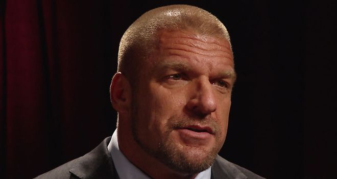 Triple H says Paige will be gunning for AJ Lee