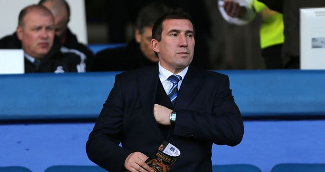 Alan Stubbs: Named new head coach of Hibernian