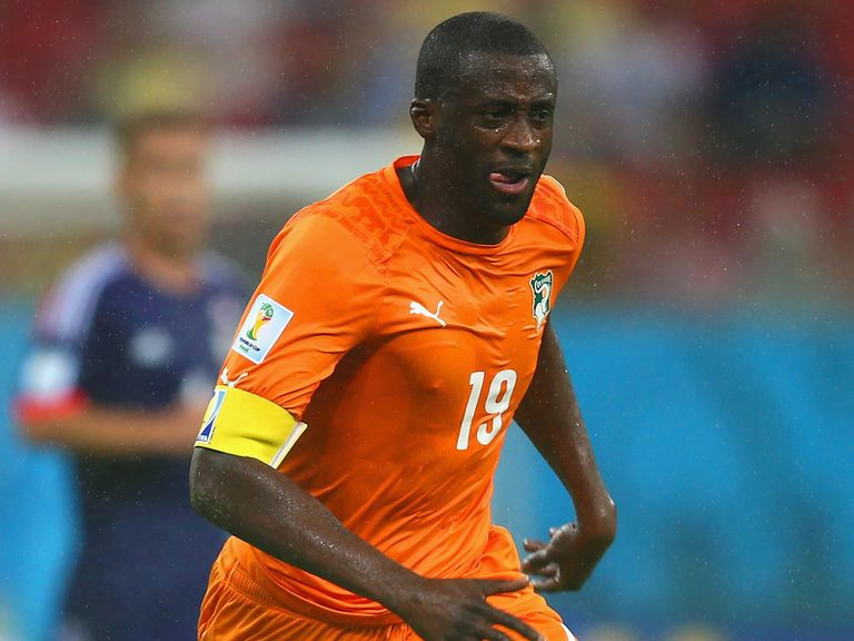 Yaya Toure: Missed out on PFA and FWA awards in 2013/14