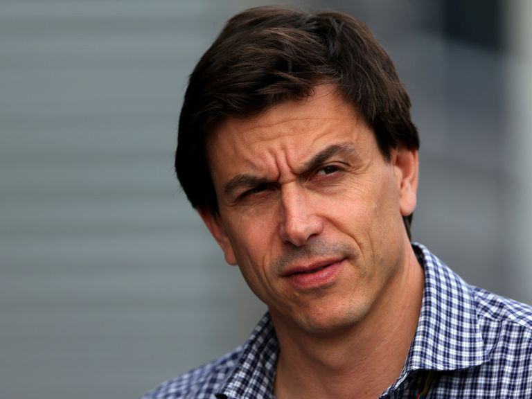Toto Wolff: Calling the shots at Mercedes
