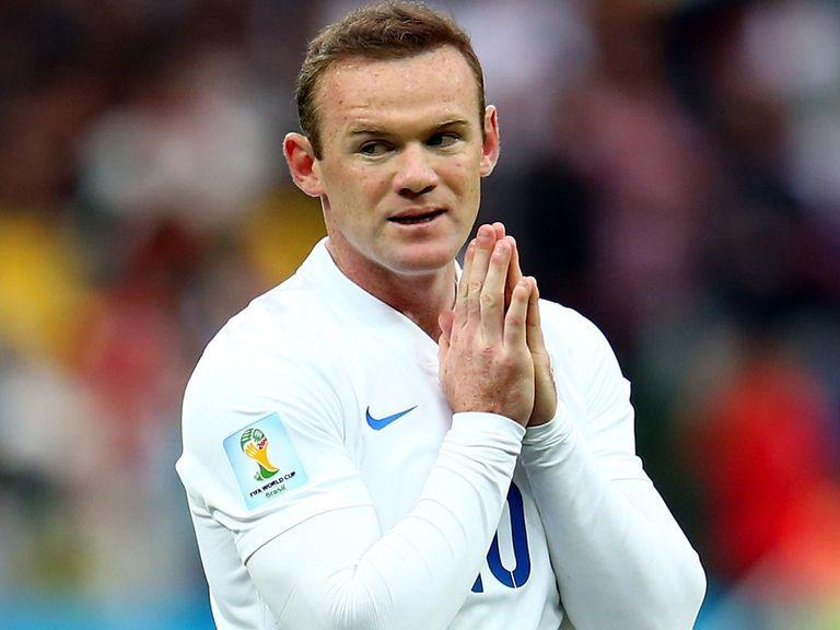 Wayne Rooney: Honoured to captain Engkand