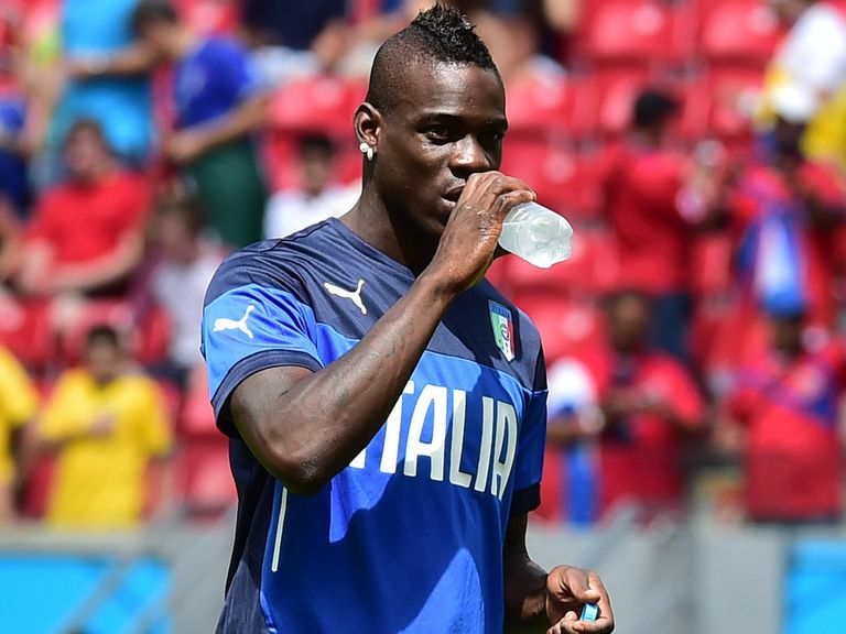 Balotelli: Could be let go by AC Milan