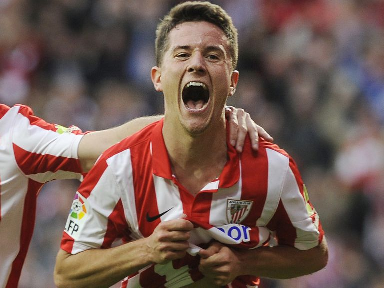 Ander Herrera: On verge of move to Manchester United