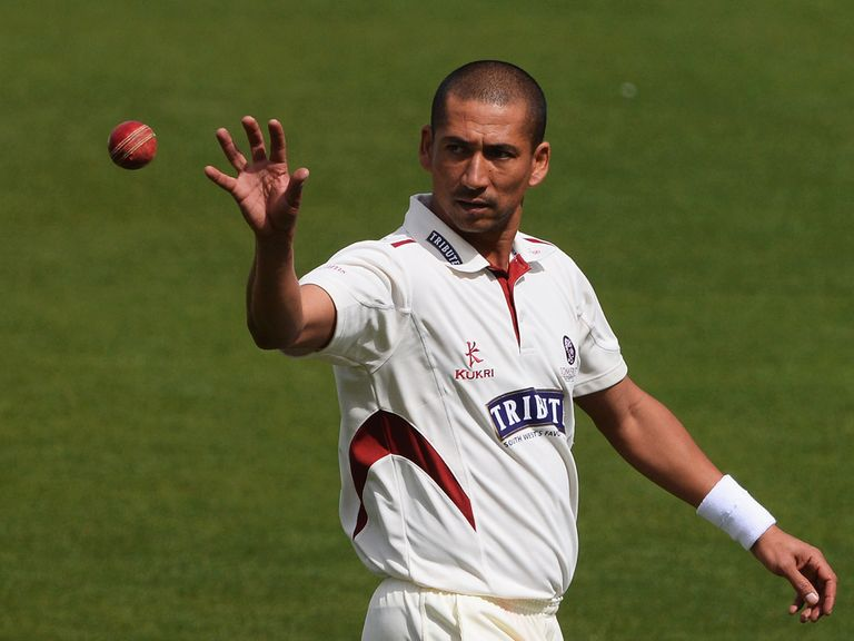 Alfonso Thomas: Four wickets in four balls