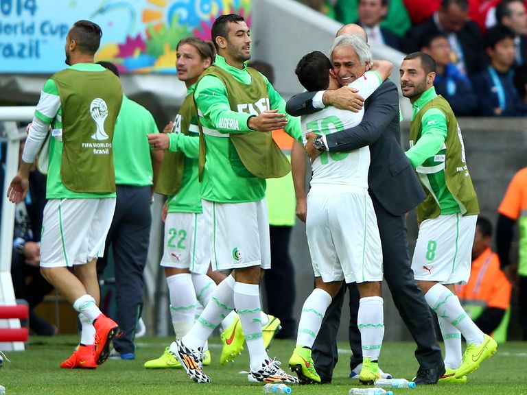 Algeria can come up with the goods against Russia