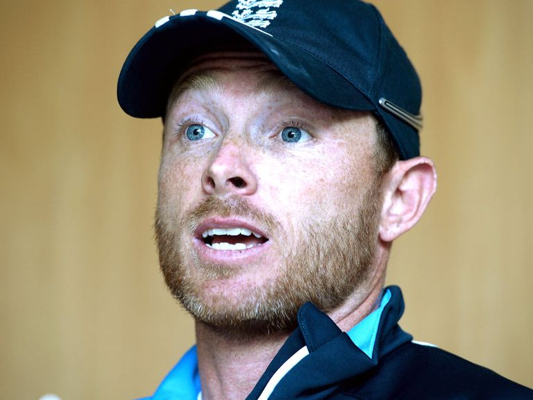 Ian Bell: Speaking ahead of his landmark Test
