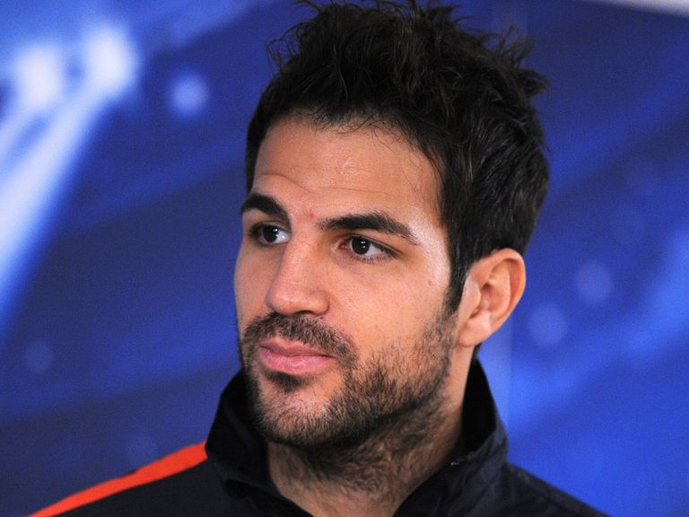 Cesc Fabregas: Could be set for a return to England