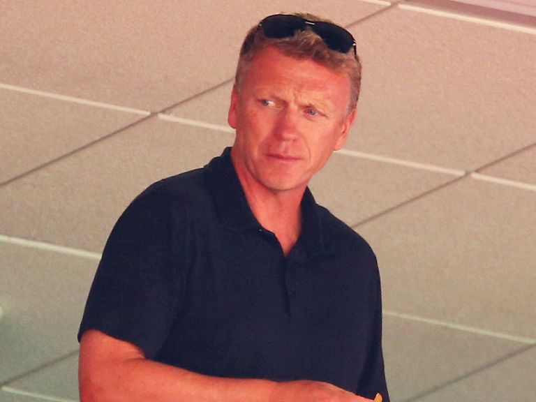 David Moyes: Galatasaray talks