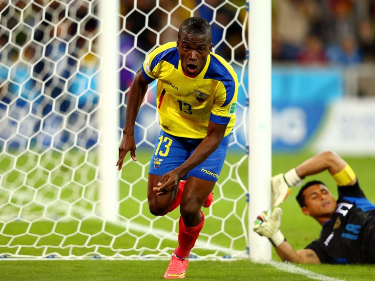 Enner Valencia: On the move to West Ham