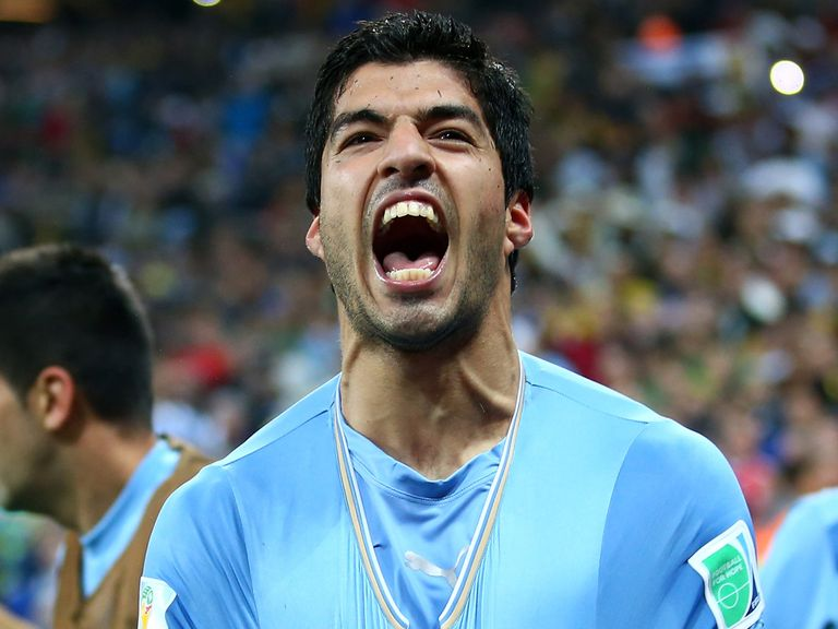 Luis Suarez: 'It's an amazing moment for me'