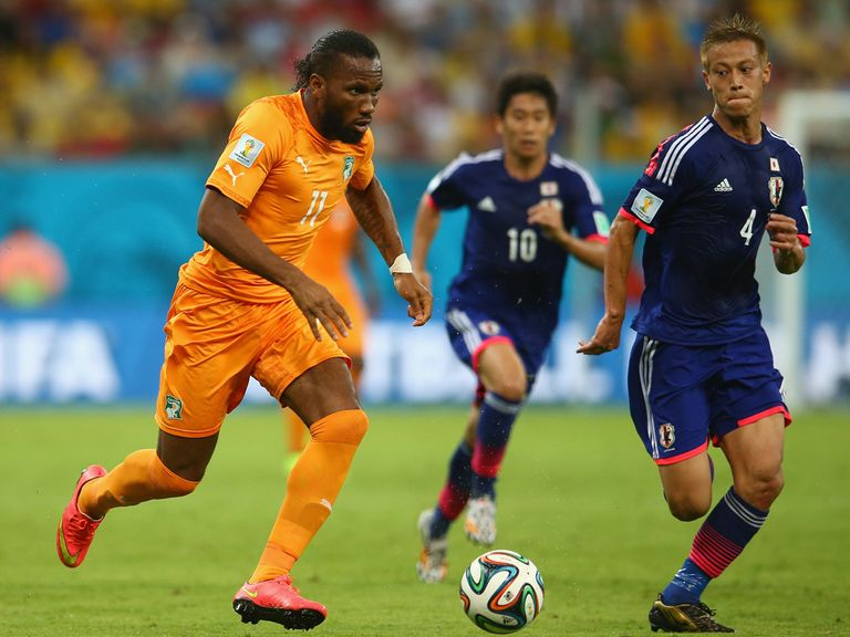 Didier Drogba: Had a positive impact off the bench
