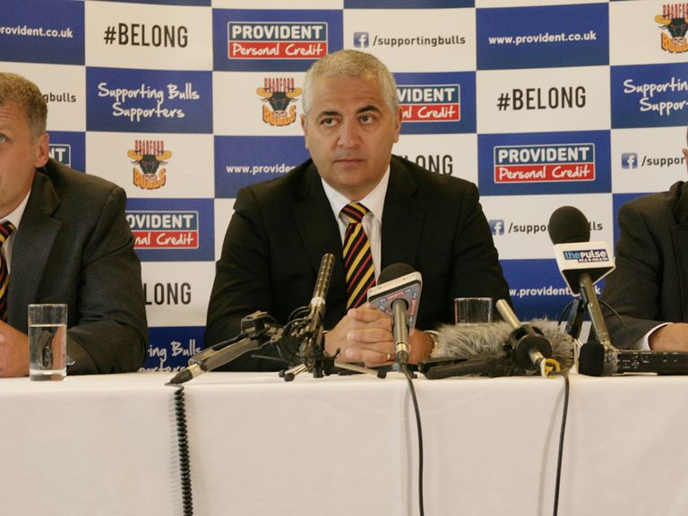 Bradford: Decided not to pursue legal challenge