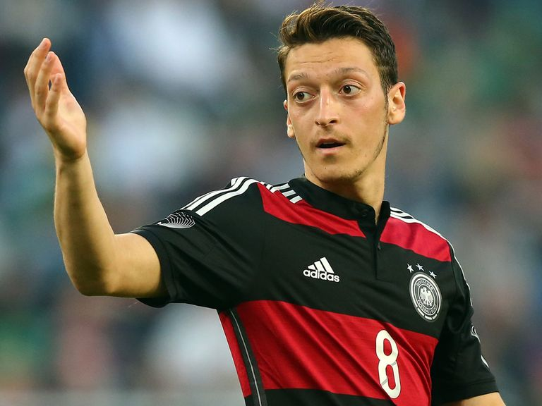 Mesut Ozil: Hit back at his critics