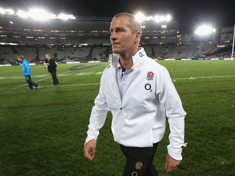 Stuart Lancaster: Contemplating changes