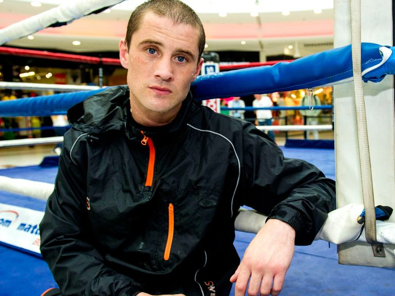 Ricky Burns: Eyes a world title at a third different weight